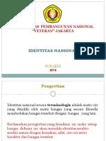 2 - Identitas Nasional