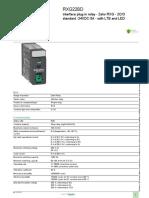Zelio Electromechanical Relays_RXG22BD