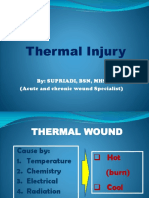 Thermal Injury