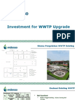 WWTP Upgrade Investment