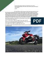 Ducati Bikes PPT
