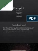Ppt Kel 6 Astronomi