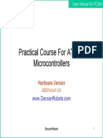 Practical Course for ATMEL Microcontrollers