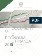 DEF 2019 (Bozza)
