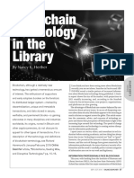 Blockchain Technology in the Library_8tr