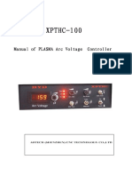 XPTHC-100plasma Arc Voltage Controller