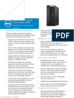 Poweredge r640 Spec Sheet | Solid State Drive | Scalability