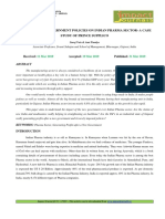 49. Format. Hum -Impact of New Government Policies on Indian Pharma Sector- A Case Study of Prince Supplico