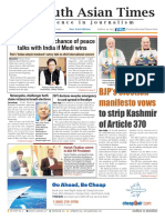 Vol.11 Issue 49 April 13-19, 2019