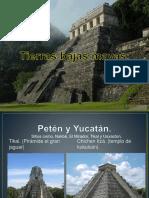 Tierrras Bajas Mayas y Religión.