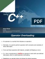 04. Operator Overloading
