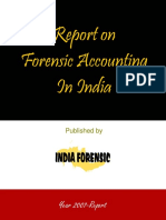 Forensic Accounting In India