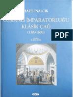Halil İnalcık - Osmanlı İmparatorluğu (Klasik Çağ, 1300-1600).pdf