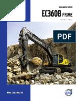 ProductBrochure EC360B Prime RU 41A1005903
