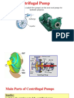 Centrifugal Pump PPT