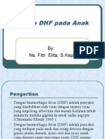 Askep DHF pada Anak
