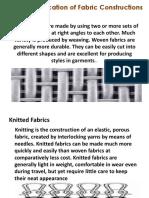 Fabric Classification