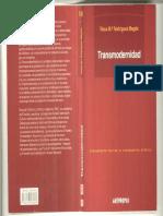 Transmodernidad - Rosa María Rodríguez Magda