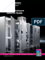 Large Enclosures Selector Guide Vf