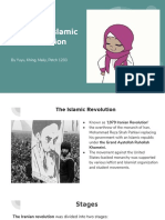 the 1979 islamic revolution