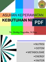 1. Askep Nutrisi (Dedep)