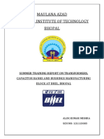 BHEL TRAINING REPORT Transformer-2 .pdf
