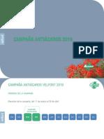 Campanya antiàcars 2019