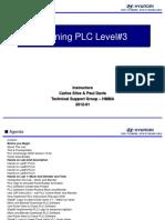 PLC Training PLC3