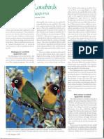 African Lovebirds Genus Agapornis.pdf