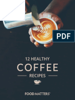 Food Matters Coffee Recipes