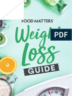 Food Matters Weight Loss Guide