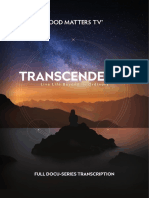 Transcendence English Transcription Book