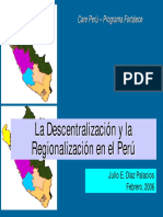 Descentralizacion Peru Jd