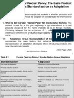2.1(b) ProductPolicy Standardisation vs Adaptation PDF