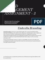 Brand Management - Assignment 3 (17020448035).pptx