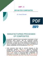 COMPOSITE MATERIALS UNIT II SSN