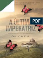A ultima imperatriz - Da Chen.pdf
