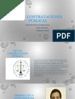 Ley de Contratación Pública