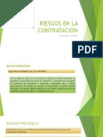 Riesgos Contratacion y Rce