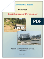 43-Assam-Smal Hydro Power Development Policy.pdf