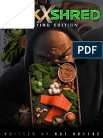Bulk x Shred Dieting Edition