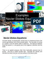CEMI311 Navier-Stokes Examples