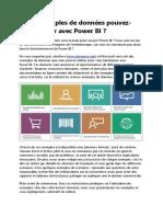 Power BI Samples