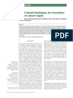 1279 Light Based Headways an Innovation in Oral Cancer Espial