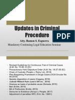 Updates in Crimpro 2018 Oct 12