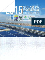 2015 Solar PV Status Report for Lebanon.pdf