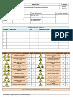 Formato Secuencia de Trabajo- Evaluacion de Riesgos