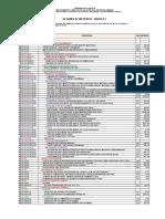 01 - Estructuras - Modulo i