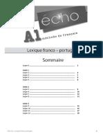 Lexique Franco Portugais