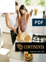 Continenta - каталог товаров 2019